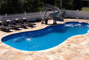 Fiberglass In-ground Pools
