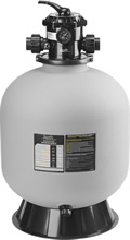 Top Mount Sand Pool Filter